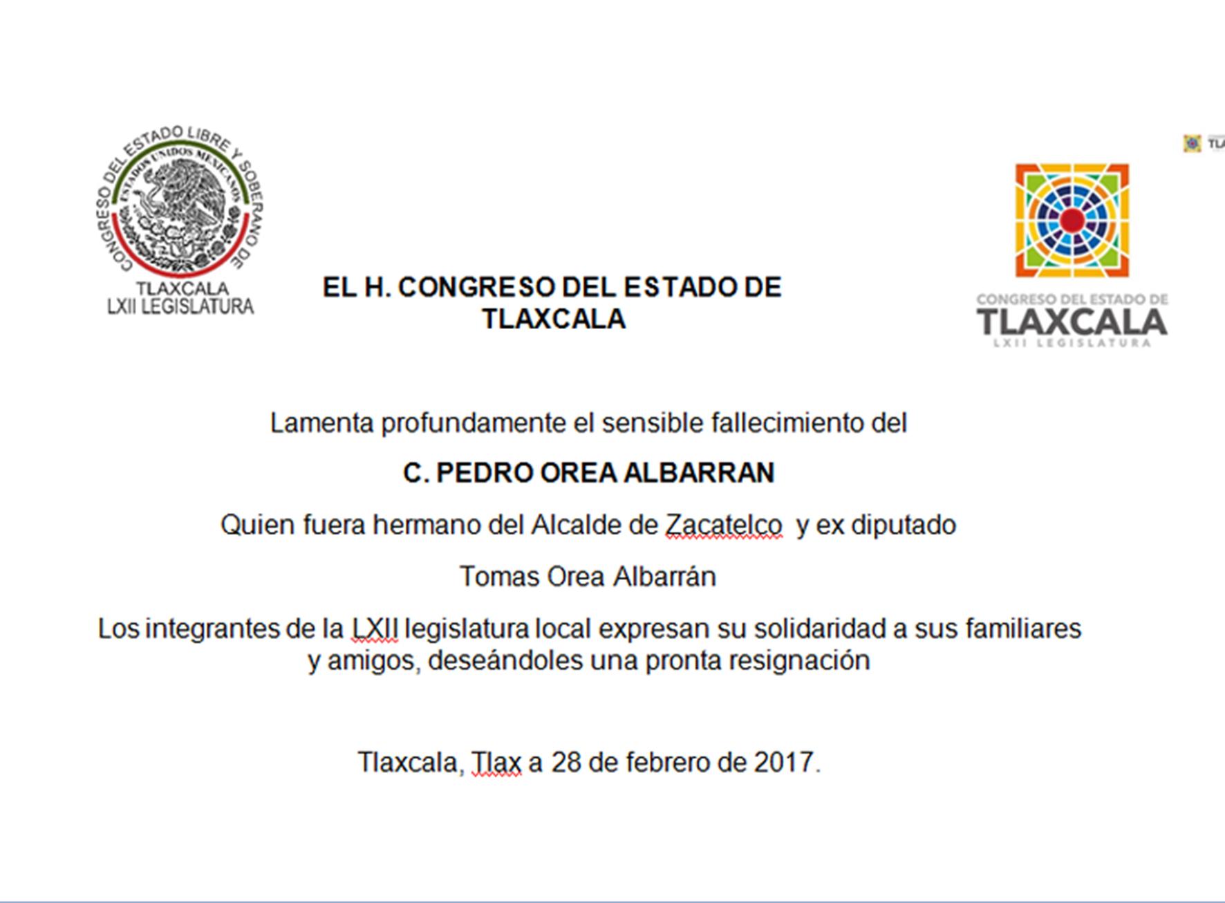 Congreso Tlaxcala