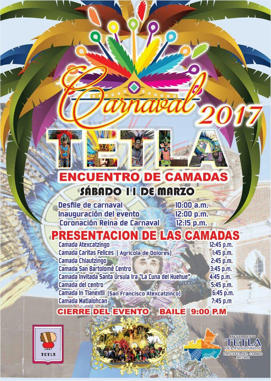 Carnaval Tetla 2017