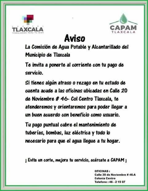 CAPAM Tlaxcala