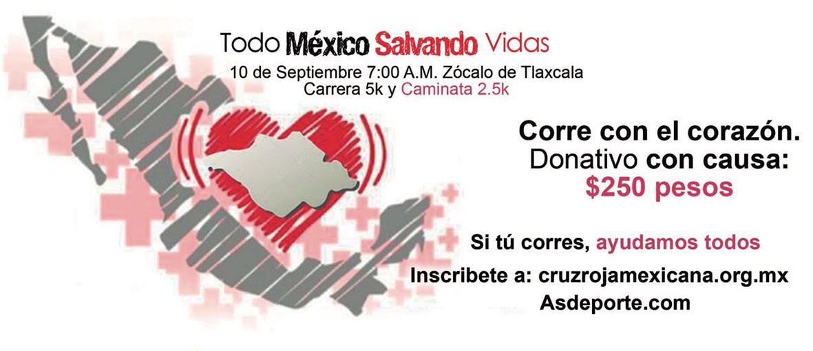 Todo México Salvando vidas