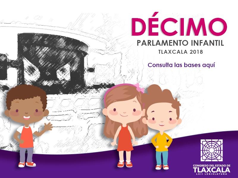 Décimo Parlamento Infantil
